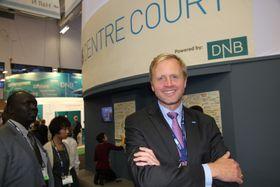 DNV GL-direktør Bjørn Haugland