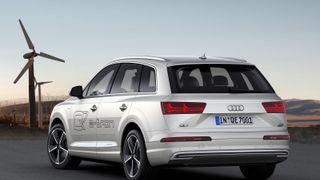 Ny Audi-hybrid har klassens største batteri