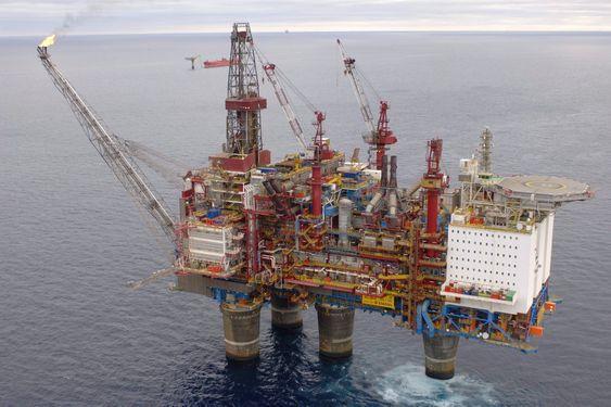 Nå kommer 4G-dekning på oljefeltene.
