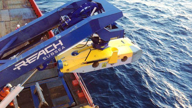 Inspiserer rørledningen tre ganger raskere enn en tradisjonell undervannsfarkost