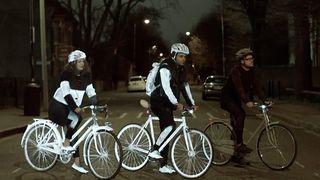 Volvo vil spraylakkere syklister
