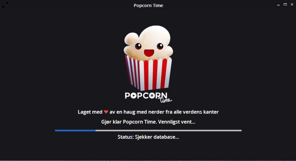Popcorn Time var ekstremt mye søkt etter før utviklerne av tjenesten i oktober meldte at strømmetjenesten ble stengt.