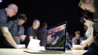 Apples nye Macbook prydes av nordnorsk natur