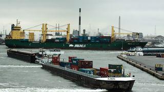 IMO: Klimautslippene fra skip vil øke med 250 prosent