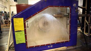 Filmer vannstrømmen med 4000 bilder i sekundet for å gjøre turbinene mer effektive