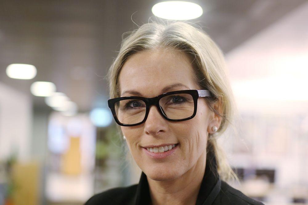 Innovasjon Norge-direktør Anita Krohn Traaseth får kritikk etter i et blogginnlegg å ha ment seg utsatt for en drittpakke av ansatte i egen bedrift.