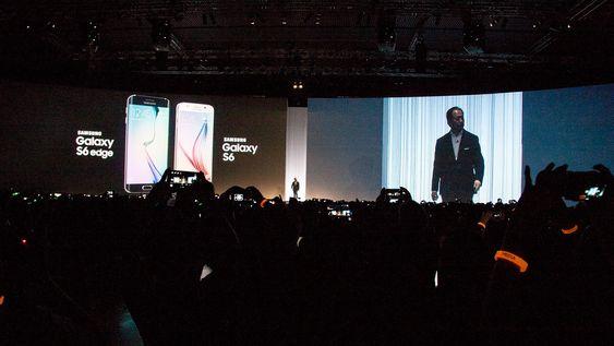 Samsungs mobilsjef JK Shin.