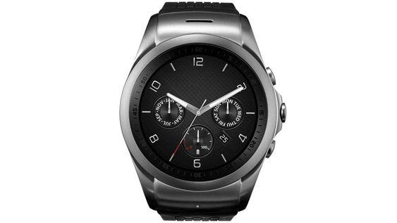 LG Watch Urbane LTE har Web OS, kjører apper og kan brukes til å ringe med.