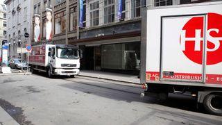 Slik vil de halvere utslippene fra varetransport i byene