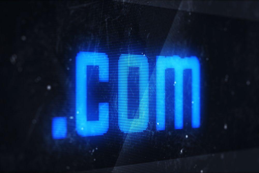 symbolics.com var tidlig ute med å sikre seg toppnivådomenet.
