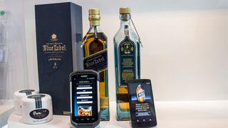 Her er whiskyflaska som kan fortelle deg om den har vært åpnet