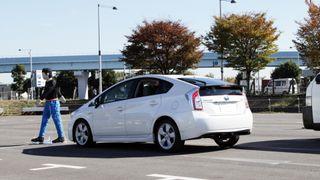 Toyota vil innføre avansert sikkerhetssystem i alle sine nye biler