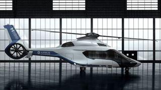 Det nye Airbus-helikopteret er stappfullt av nyvinninger