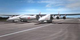 Roc er konstruert for å løfte med seg en inntil 225 tonn tung rakett opp til rundt 30 000 fot der den slippes og flyr videre ut for egen maskin.