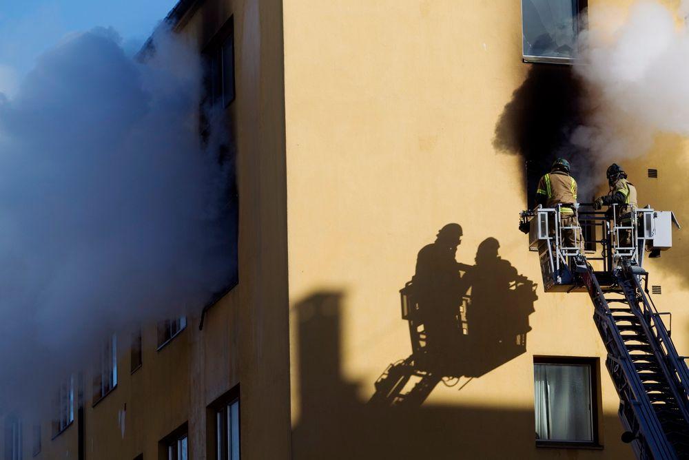 Mens Oslos stigebiler kun når opp til åttende etasje, planlegger stadig flere bygg som er mer enn det dobbelte av dette.