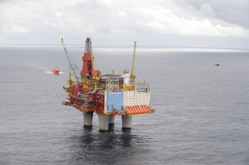 Statfjord C-plattformen har utfordringer knyttet til støy.