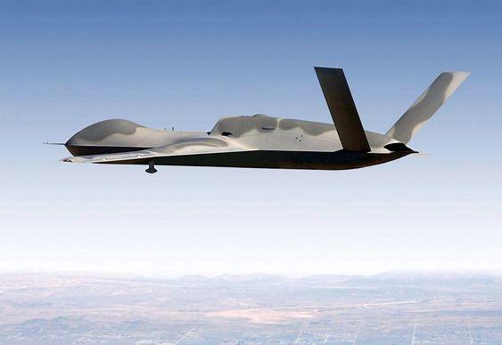 General Atomics Avenger er den tredje predatorgenerasjonen og fløy første gang i 2009.