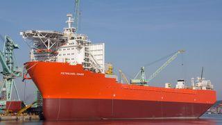Nå produserer Helge Lunds nye selskap olje fra Knarr-feltet