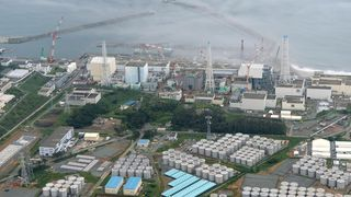 Oppdaget nye utslipp tilsvarende 19,2 millioner tonn CO2 etter tsunamien i Japan