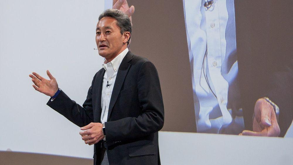 Sonys toppsjef Kazuo «Kaz» Hirai benyttet Mobile World Congress til å understeke at selskapet ikke kvitter seg med Sony Mobile.
