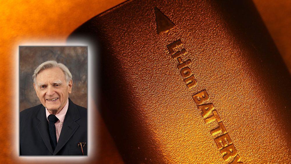 John Bannister Goodenough brakte oss litiumionebatteriet. Nå er han blitt 92 år, men mener fortsatt han kan forbedre batteriteknologien.