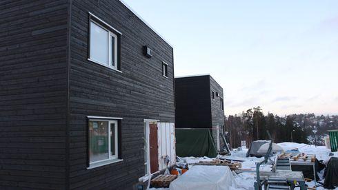 Nye byggkrav gjør småhus 150.000 kroner dyrere