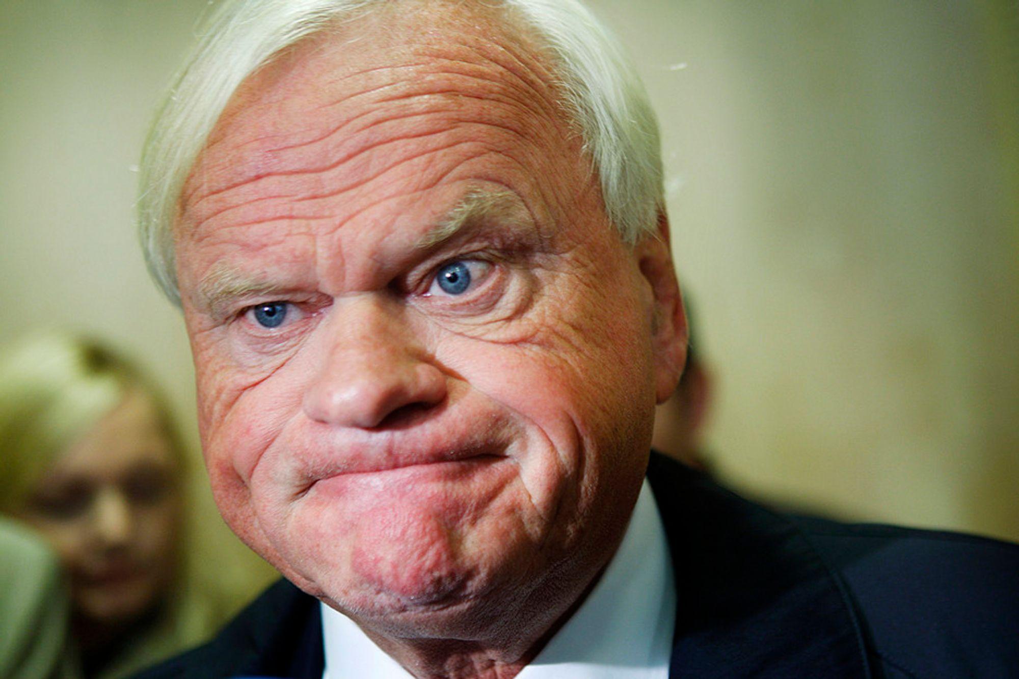 John Fredriksen vil flytte Seadrill ut av Norge.