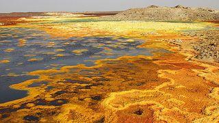 Yara vil grave etter kalium i ekstremt ørkenlandskap