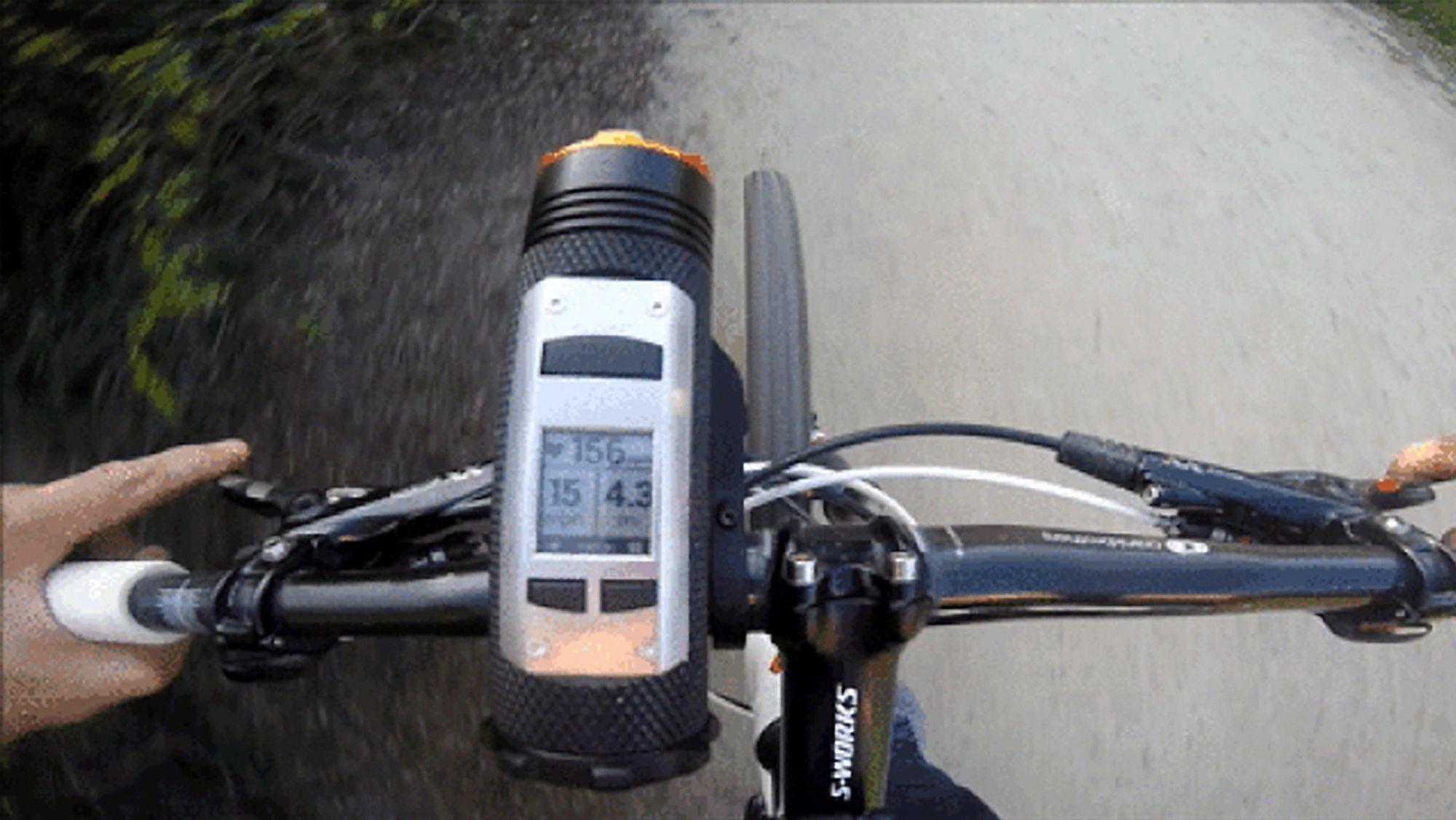 vårrengjøring av sykkel