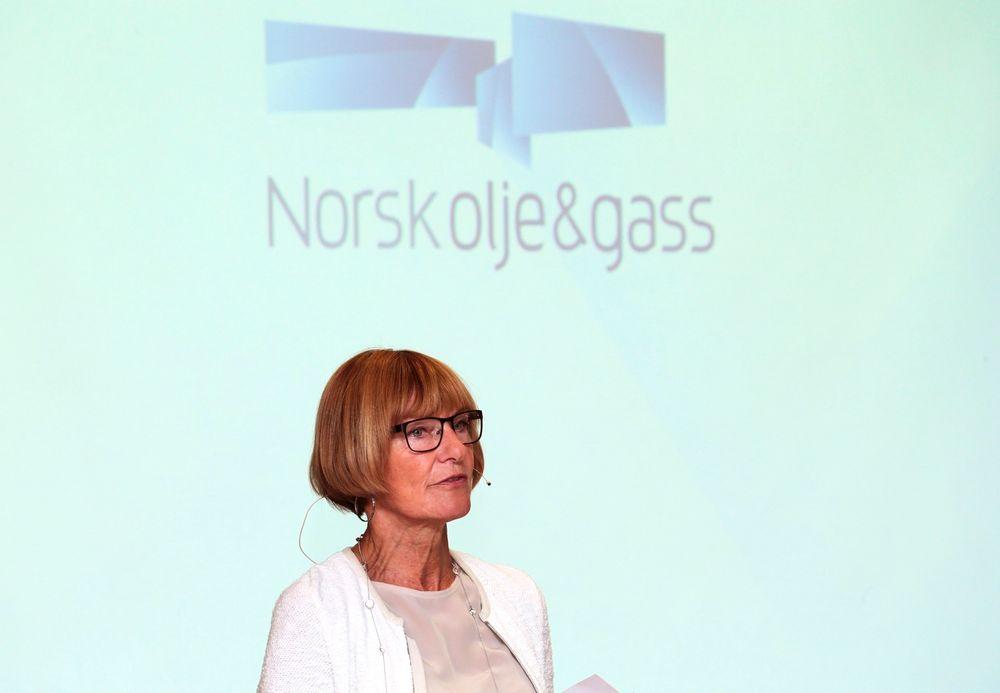 Gro Brækken trer av som administrerende direktør i Norsk olje og gass 1. mars, før en erstatter er på plass.