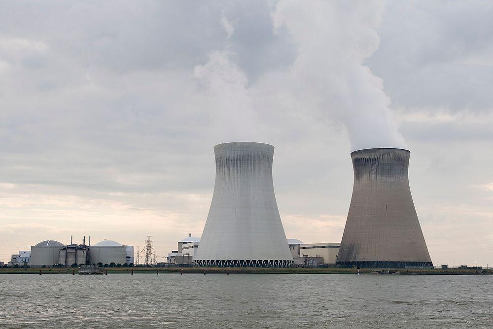 Atomreaktoren ved kjernekraftverket i Doel, like utenfor Antwerpen i Belgia, er én av to hvor det er funnet tusenvis av sprekker i stålet.