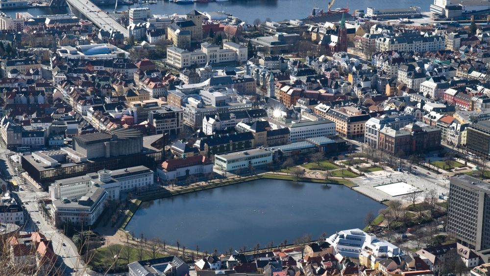Bergen innfører tidsdifferensierte bompenger fra 1. januar.