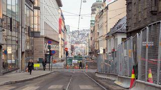 Derfor bruker de tre år på oppgradere to små gater i Oslo sentrum