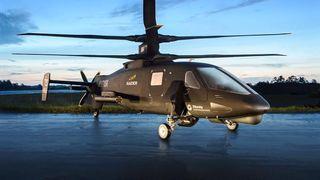 Sikorsky starter opp det «revolusjonerende» helikopteret
