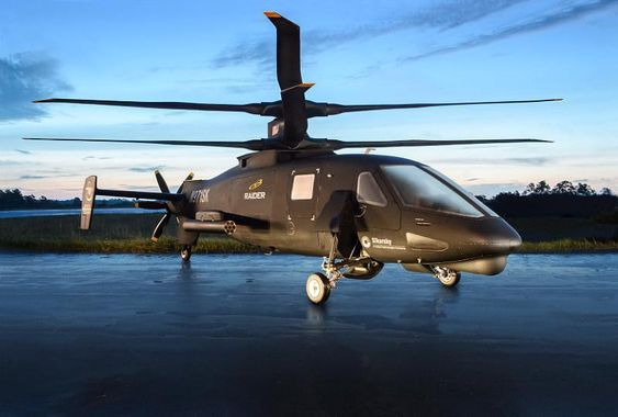 Sikorsky Aircraft har startet bakketesting av S-97 Raider.