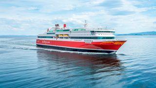 Ni av de ti mest miljøvennlige skipene i verden er norske