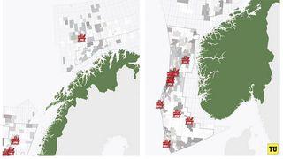 Prosjektene sto i kø på norsk sokkel. Nå er det utbyggingstørke
