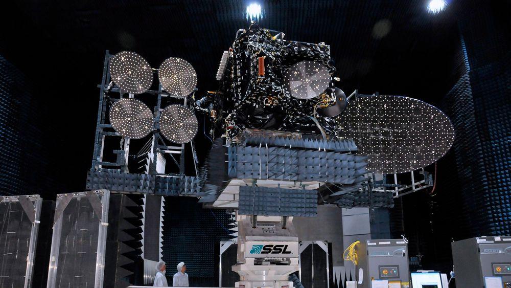 Telenor skal bli best på internett til sjøs med den nye og avanserte satellitten Thor 7.