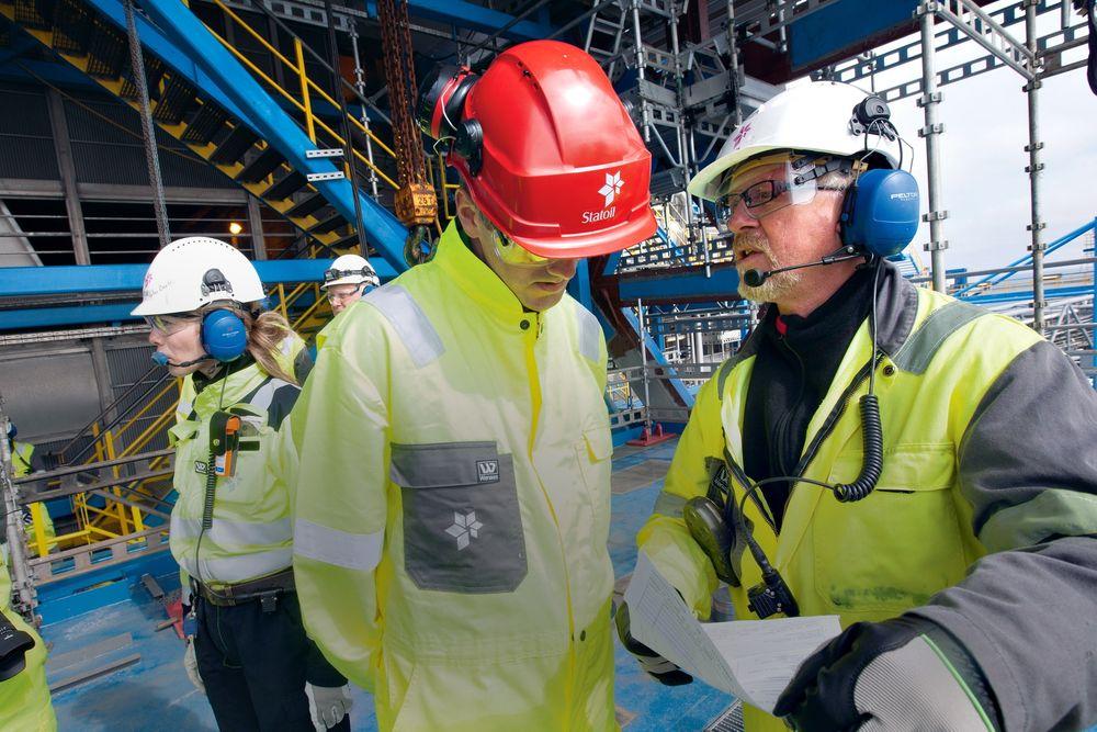 Flytter: Kompetansen som ingeniører innen olje- og gassproduksjonen har tilegnet seg, vil kunne utnyttes i andre bransjer, for eksempel bygg og anlegg.