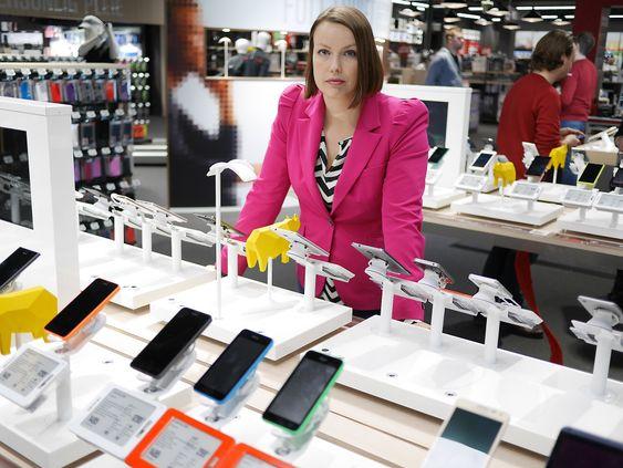 Nok et godt år: Kommunikasjonssjef i Stiftelsen Elektronikkbransjen, Marte Ottemo melder om en fornøyd bransje.