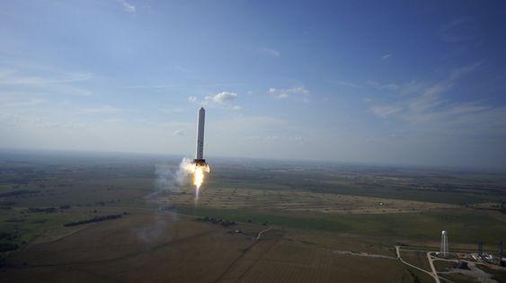 Rakettstyringssystemene ble testet ut først på Grashopper. Nå skal SpaceX gjøre sitt andre forsøk på en myk landing av bæreraketten Falcon 9s første trinn.