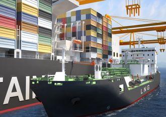 Shells LNG-bunkringsskip er nå i full drift med base i Rotterdam. Det har en kapasitet på 6.500 kubikkmeter gass og kan betjene skip i flere havner i Nord-Europa.