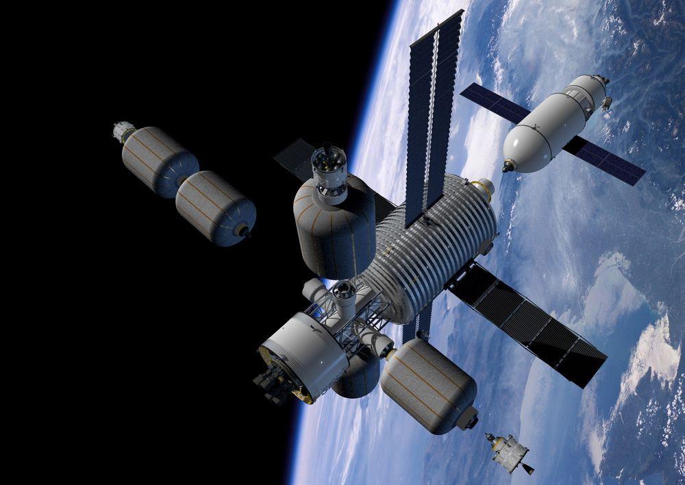 Shackleton planlegger å bruke vann fra månen til å lage rakettdrivstoff. Dette skal de transportere til drivstoffstasjoner som går i bane rundt jorda.