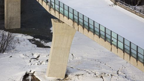 Norske bruer trenger vedlikehold for opp mot 19 milliarder