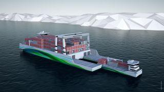 Målet: Norge skal være verdensledende på miljøvennlige skip