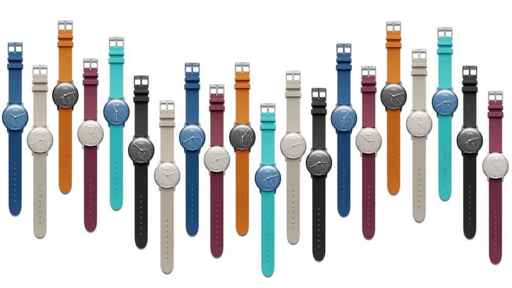 Pop: Withings Activité Pop finnes i flere ulike farger.