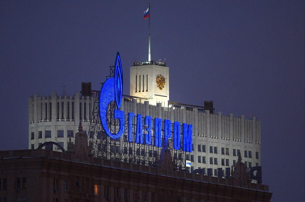 Trøbbel: Flere europeiske land ønsker å bli mindre avhengig av russisk gass, i hovedsak levert av petroleumsgiganten Gazprom.