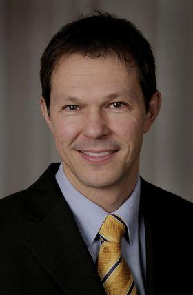 Morten Løvstad, direktør for bulkskipssegmentet i DNV GL.