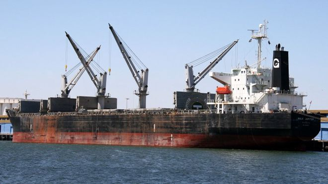 Fraktforening advarer: Tørrlast kan bli flytende og senke skip
