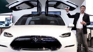 Derfor er Tesla Model X så forsinket